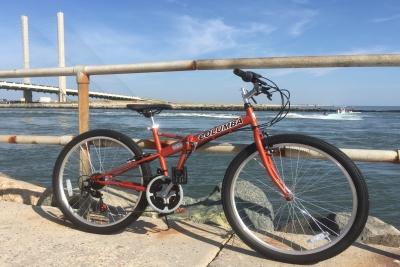 Columba Sp26s Folding Bike Monarch