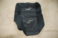 Bike Bag opened for 20 inch Columba R20A