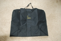 Bike Bag Showing Zipper for 20 inch Columba R20A