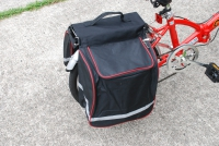 Saddle Bag for Bike Right Side View