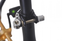 Handlebar height Quick Release