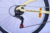 RJ26A Cream Color Rear Derailleur