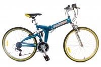RJ26A Macaw Color folding bike