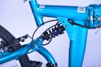 RJ26A Folding Bike Rear Suspension