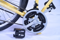 Columba Folding Bike Folded Pedals