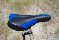 Columba folding bike saddle