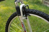 Columba RJ26A folding bike front fork