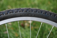 RJ26A folding bike Kenda Tire