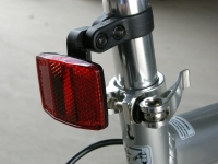 folding bike rear reflector