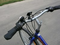 folding bike bike handle bar
