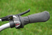 folding bike right handle