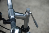 folding bike handle quick release
