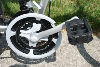 folding bike foldable pedal