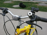 folding bike front handle bar