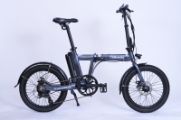ebike full view